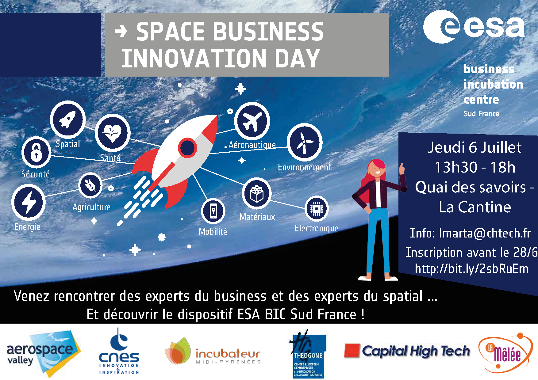 Space Business innovation Day