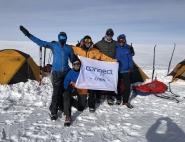 Les Engagés à l'Aconcagua