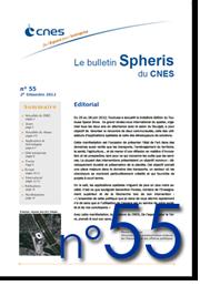 Bulletin Spheris du CNES N° 55