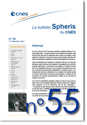 Bulletin Spheris du CNES N° 55