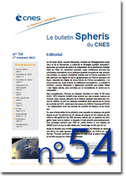 Bulletin Spheris n° 54