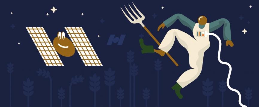 [AGRICULTURE] Infographie : Etes-vous prêts pour l'agriculture du futur ?