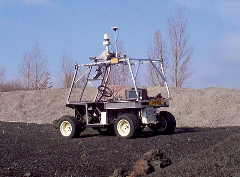 Prototype du robot